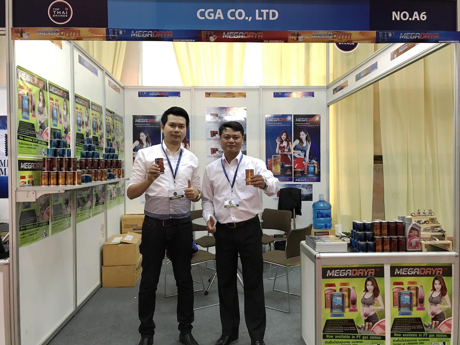 TOP THAI BRANDS 2017 IN HANOI, VIETNAM